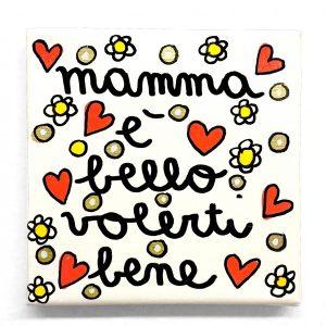 Mamma è bello volerti bene