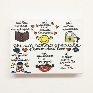 Sei una nonna speciale 18x24 - Shortlovemessage