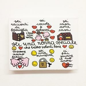Sei un nonno speciale 18x24 - Shortlovemessage