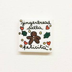 Gingerbread della felicità