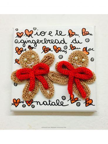 io e te gingerbread
