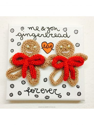 me and you gingerbread for ever