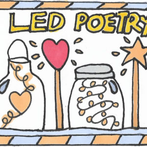 led poetry